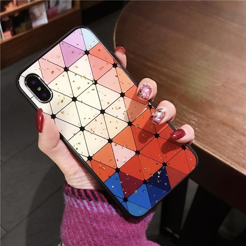 아이폰 X 아이폰XS TPU 핸드폰 케이스 (Style 2)