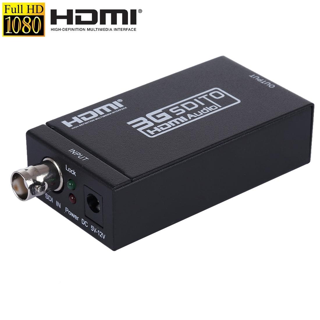 AY30 Mini 3G SDI to HDMI 변환기